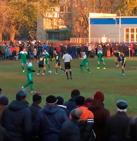 "ФК ""Квадро"" – ФК ""Металіст 1925"" 0:2"