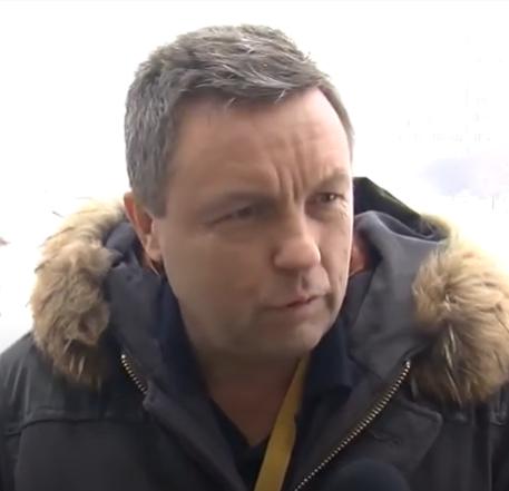 Інтерв'ю Президента FC KVADRO Гринько Олега Юрійовича