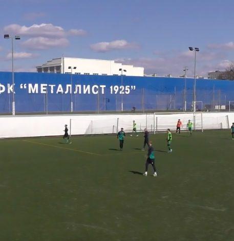 ФК «Кремянец» — ФК «Квадро»