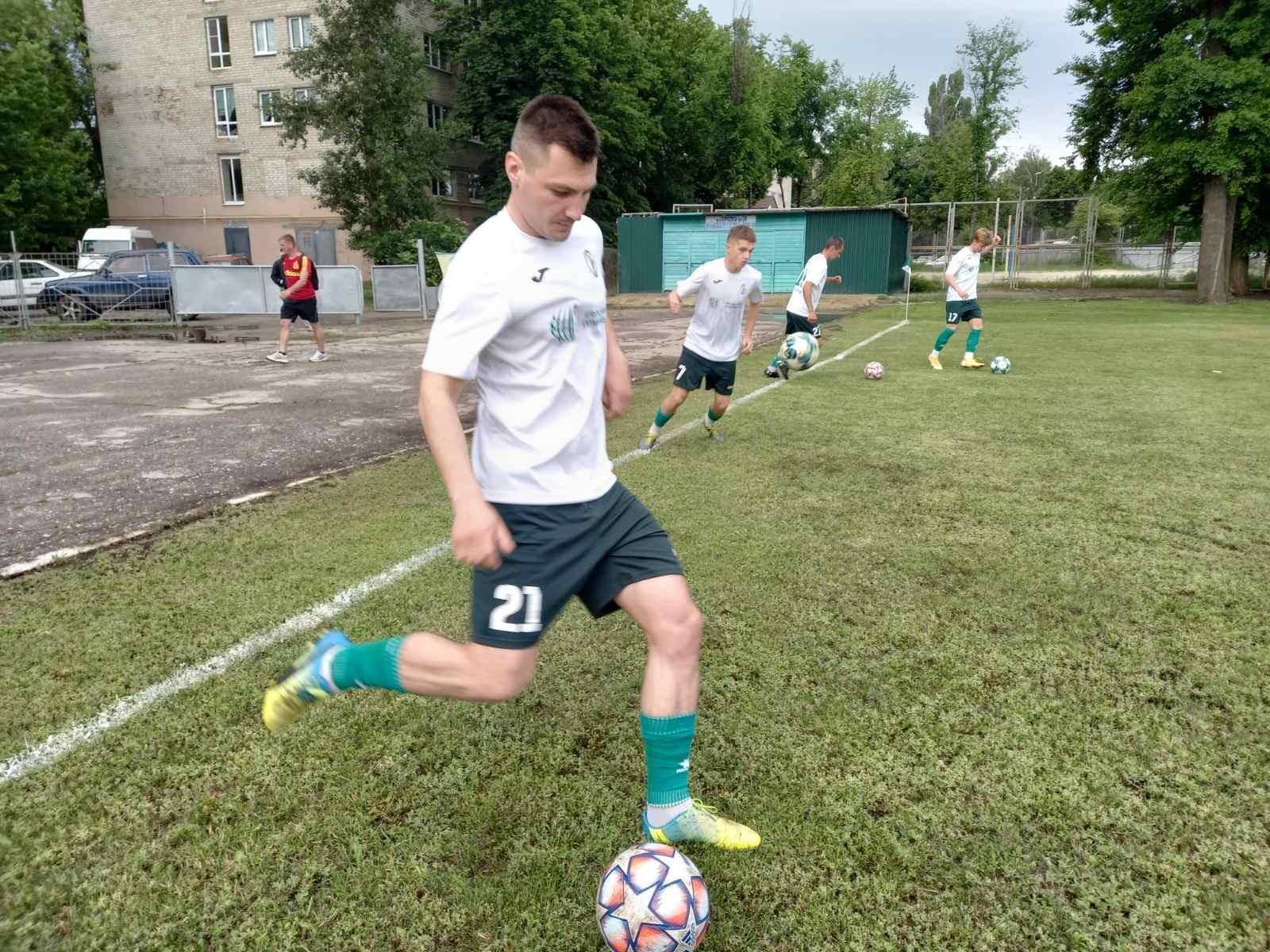 ФК Квадро vs ФК Богодухов - 6 ТУР - Чемпионат Харьковской области по футболу 2021